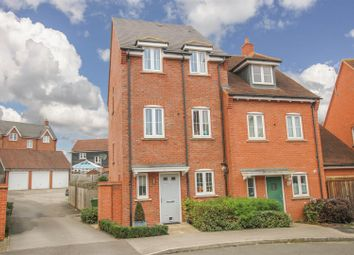 Thumbnail 4 bed end terrace house for sale in Acres Way, Aylesbury