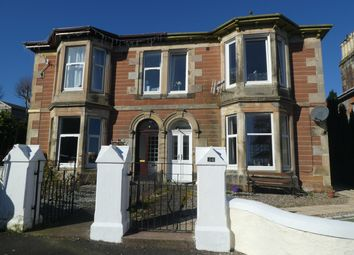 Thumbnail 3 bed flat for sale in Flat 4, 14 Ardmory Road, Rothesay, Isle Of Bute