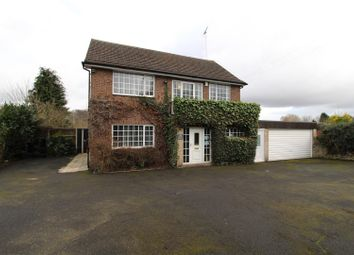 Thumbnail 3 bed detached house for sale in High Road, Carlton-In-Lindrick, Worksop