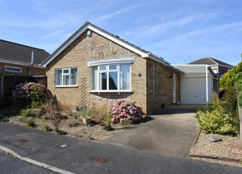 Thumbnail 2 bedroom detached bungalow for sale in Bristol Close, Grantham