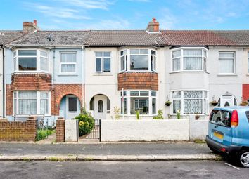 3 bed terraced house for sale in Virginia Park Road, Gosport PO12