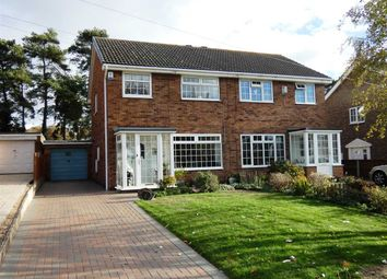 Thumbnail 3 bed semi-detached house for sale in Hilltop Avenue, Scunthorpe