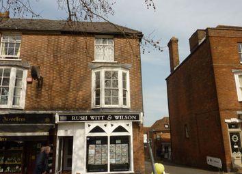 Thumbnail 1 bed flat to rent in High Street, Tenterden, Kent