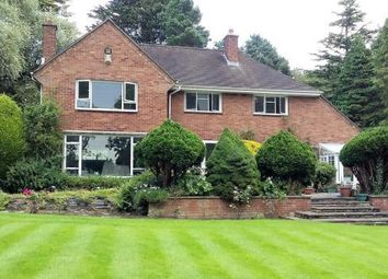 Thumbnail 4 bed detached house to rent in Gayton Lane, Heswall, Wirral