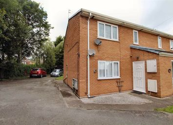 Thumbnail 1 bed flat for sale in Newthorne Place, Buckley, Flintshire