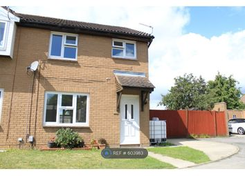 Thumbnail 3 bed terraced house to rent in Rudland Close, Thatcham