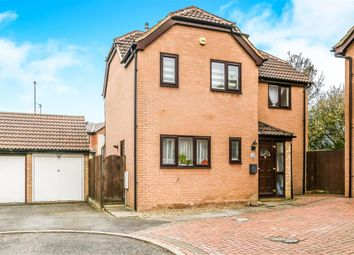 Thumbnail 3 bed detached house for sale in Ouse Close, Wellingborough