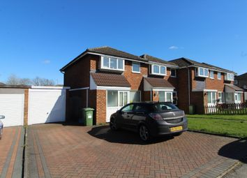 Thumbnail 3 bed end terrace house to rent in Cypress, Newport Pagnell