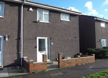 Thumbnail 3 bed end terrace house to rent in Fishers Close, Waltham Cross, Hertfordshire