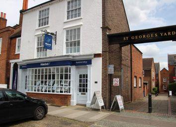 Thumbnail Retail premises to let in 72 Castle Street, Farnham, Surrey