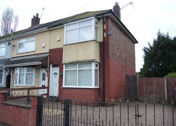 Thumbnail 2 bedroom terraced house to rent in Fieldton Road, Croxteth, Liverpool