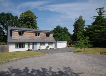 Thumbnail 4 bed detached house for sale in Harmers Hill, Newick, Lewes