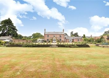 Thumbnail 4 bed equestrian property for sale in Moortown Drive, Wimborne
