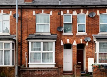 Thumbnail 3 bed terraced house for sale in Rugby Street, Wolverhampton