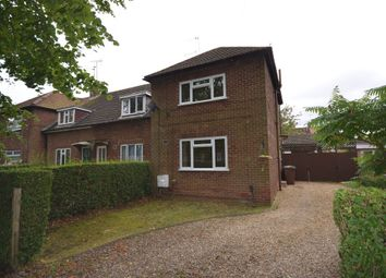 Thumbnail 3 bed end terrace house for sale in Westfields Road, Corby