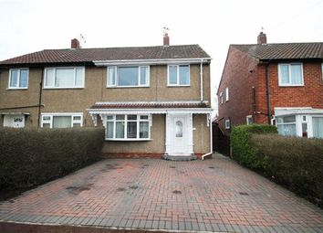 Thumbnail 3 bedroom semi-detached house for sale in Canterbury Crescent, Willington, County Durham