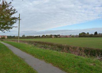 Thumbnail Land for sale in Station Road, Beckingham