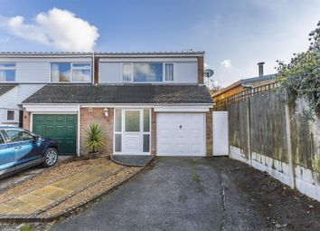 3 bed end terrace house for sale in Maybury Close, Burgh Heath, Tadworth KT20
