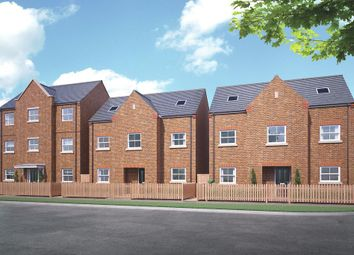 Thumbnail 3 bed detached house for sale in Church Lane, Stanway, Colchester