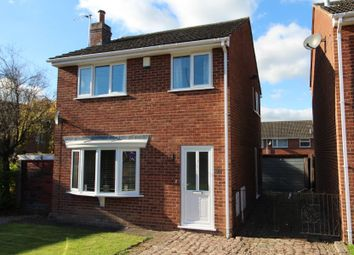 Thumbnail 3 bedroom detached house to rent in Bowler Drive, Kilburn, Belper