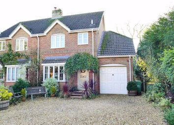 3 bed semi-detached house for sale in Heddington, Calne SN11