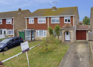 3 bed semi-detached house for sale in Glenbervie Drive, Herne Bay, Kent CT6