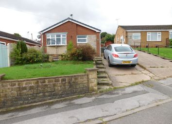 Thumbnail 3 bed detached bungalow for sale in Thornham Crescent, Kirkby-In-Ashfield, Nottingham