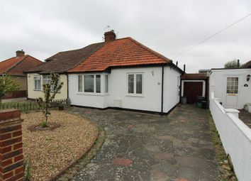 Thumbnail 2 bed semi-detached bungalow for sale in Sussex Road, Orpington, Kent
