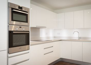 Thumbnail 3 bed flat to rent in Standmore Place, London