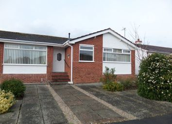 Thumbnail 3 bed bungalow to rent in Tir Estyn, Deganwy, Conwy