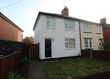 Thumbnail 3 bedroom semi-detached house for sale in Poole Road, Coventry