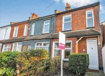 Thumbnail 2 bed end terrace house for sale in Washington Road, Worcester Park, London