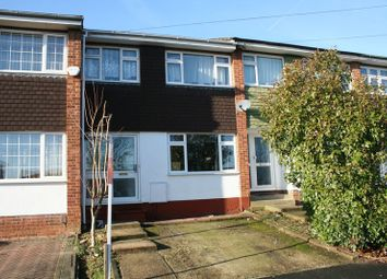 Thumbnail 3 bedroom terraced house for sale in Bamford Way, Collier Row, Romford