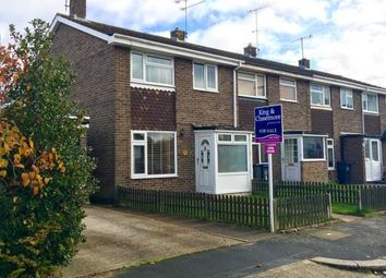 Thumbnail 3 bed semi-detached house for sale in Galsworthy Close, Goring-By-Sea, Worthing, West Sussex