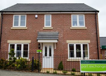 "Thumbnail 4 bedroom detached house for sale in ""The Chedworth"" at Mortimers Lane, Fair Oak, Eastleigh"