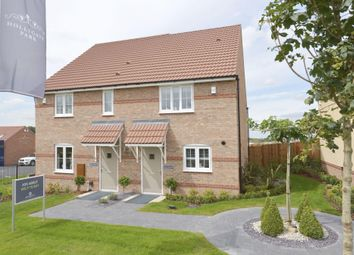 "Thumbnail 3 bedroom semi-detached house for sale in ""Burton"" at Hollygate Lane, Cotgrave, Nottingham"