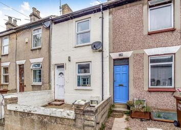Thumbnail 2 bed terraced house for sale in Trafalgar Street, Gillingham, Kent, .