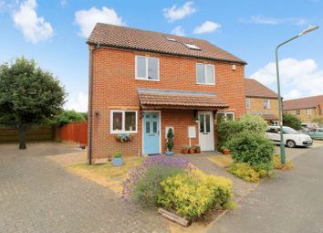 Thumbnail 2 bed semi-detached house for sale in Cobbetts Way, Edenbridge