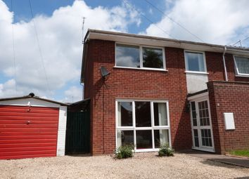 Thumbnail 3 bed end terrace house for sale in Eastfield Close, Fernhill Heath, Worcester