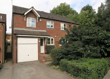 Thumbnail 3 bedroom semi-detached house for sale in Winscar Croft, Dudley