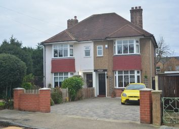 Thumbnail 3 bed semi-detached house for sale in Sunningdale Road, Bickley, Bromley