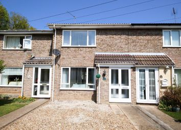 Thumbnail 2 bed terraced house for sale in Spruce Avenue, Ormesby, Great Yarmouth
