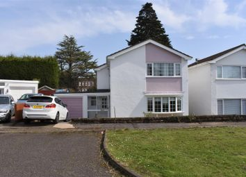 Thumbnail 5 bed detached house for sale in Dana Drive, Sketty, Swansea