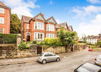 3 bed semi-detached house to rent in Belper Road, Derby DE1