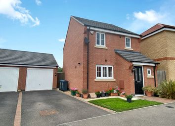Thumbnail 3 bed detached house for sale in Foxglove Avenue, Thurnby, 9