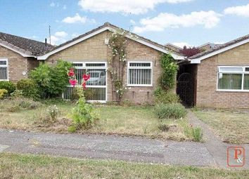 Thumbnail 2 bed detached bungalow for sale in Starfield Close, Ipswich