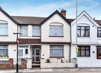Thumbnail 3 bed terraced house for sale in Westbury Avenue, Wood Green, London
