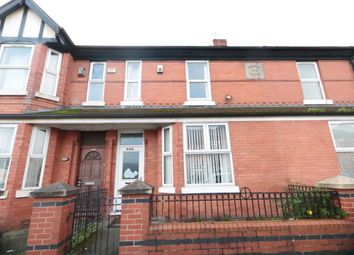 Thumbnail 3 bed terraced house for sale in Claremont Road, Manchester