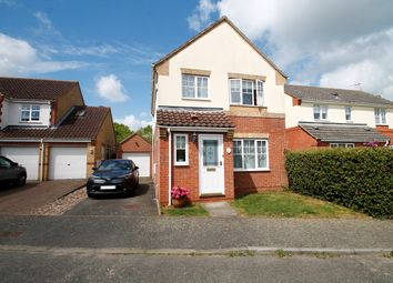 Thumbnail 3 bed detached house for sale in Ditchingham Grove, Rushmere St Andrew, Ipswich