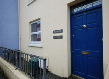 Thumbnail 3 bedroom flat for sale in Clareston Road, Tenby